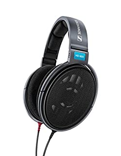 Sennheiser HD 600 Open Dynamic Hi-Fi Professional Stereo Headphones (Black) (B00004SY4H)   Amazon price tracker / tracking, Amazon price history charts, Amazon price watches, Amazon price drop alerts