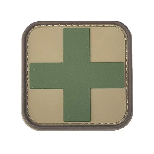 Medic First Aid Morale Patch - Perfect for IFAK Rip