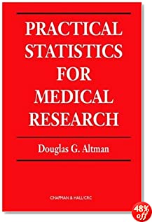 Practical Statistics for Medical Research (Chapman & Hall/CRC Texts in Statistical Science)