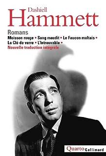 Romans : CD 2, Hammett, Dashiell