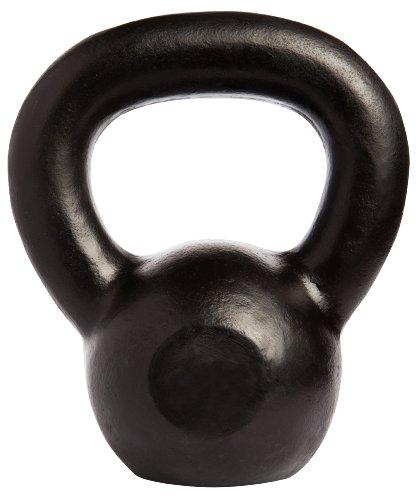 Ultrasport Kugelhantel Profi Kettlebell aus Eisen, schwarz, 8kg, 331100000082