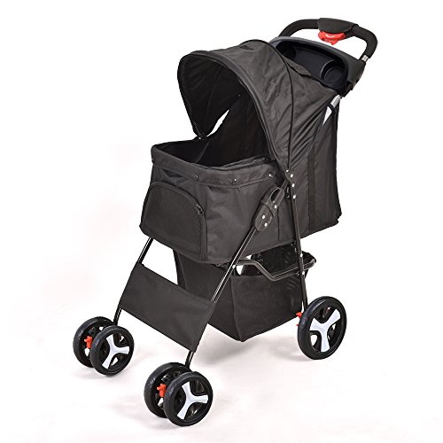 Air Buggy Pet Stroller - 6