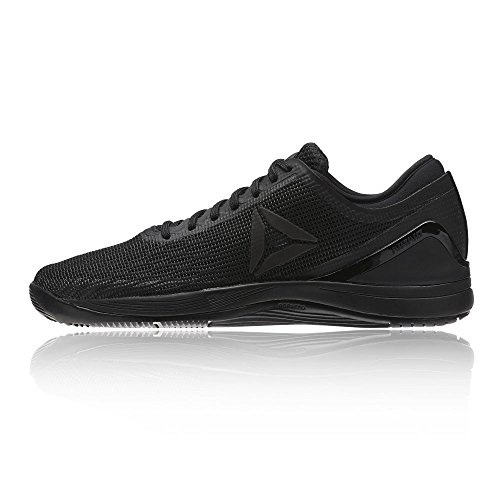 Reebok R Crossfit Nano 8.0, Zapatillas de Deporte Para Mujer Negro (Black/Black/Black 000)