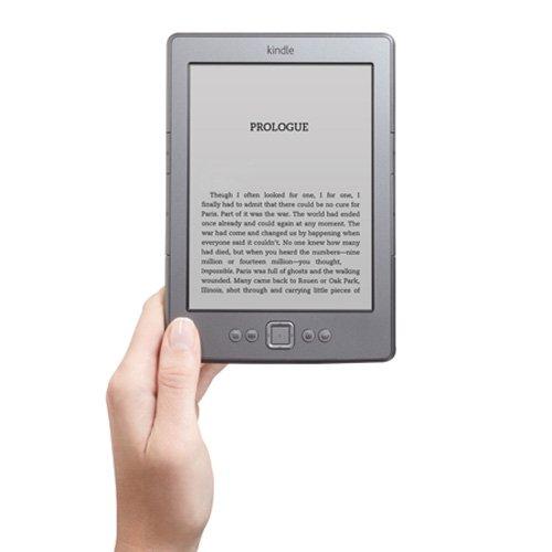 Amazon Kindle eReader 6 Inch Touchscreen