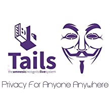 Tails Anonymous Operating System on 8gb Bootable USB Drive