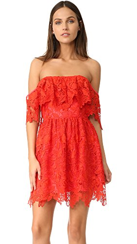 Buy lover dress red lace - 5
