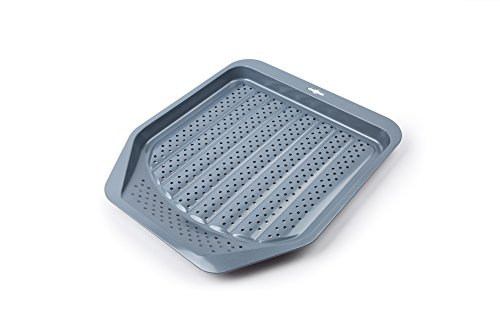 - Fox Run 572678-44516 44516 French Fry Perforated Surface Non-stick Pan, 12