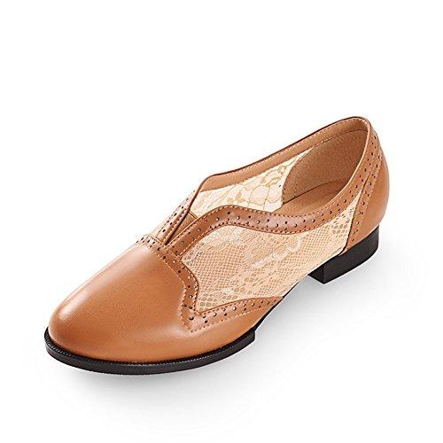 redondo encaje costura bajo el zapato/La versión coreana del dulce B