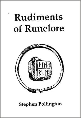 Book Rudiments of Runelore