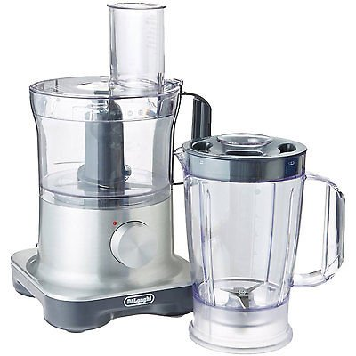 New Delonghi 9-Cup Capacity Food Processor with Integrated Blender- PUNER Store
