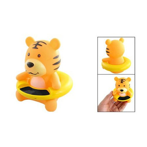 SODIAL(R) Tiger Shaped Baby Bath Water Temperature Measuring Tool