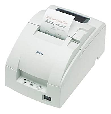 Epson TM-U200D M119D Dot Matrix Pos Impact Kitchen Printer - Serial Port - No Autocut