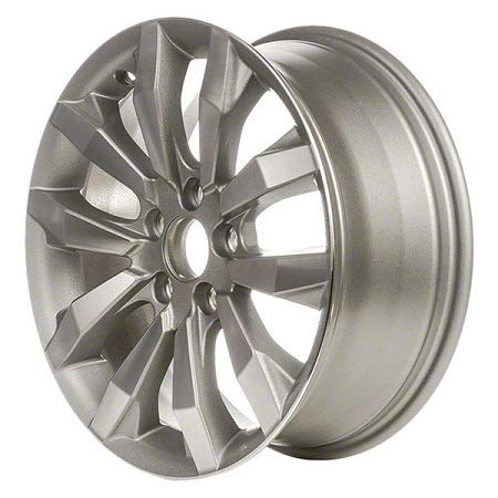 New 17 inch Replacement Alloy Wheel Rims compatible with Honda Civic Si 2009-2011 63996