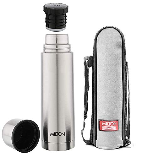 Milton Thermosteel with Plain Lid, 1000 ml Price & Reviews
