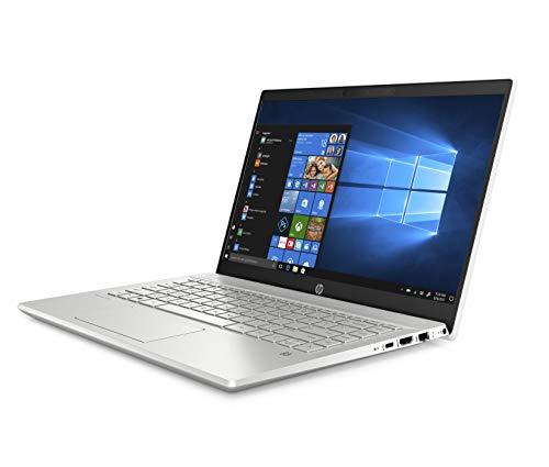 HP Pavilion 14 Core i5 10th Gen Alexa Built-in 14-inch FHD Laptop (8GB/512 GB SSD/Win 10/MS Office/Mineral Silver/1.6kg), 14-ce3006TU