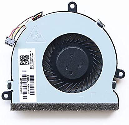 Original New For HP 15-ba052wm 15-ba078dx 15-ba079dx CPU FAN Thermal Grease