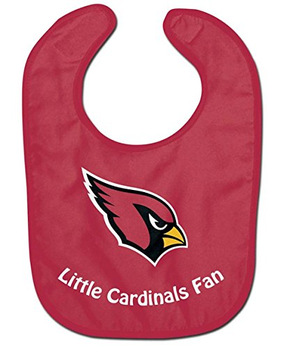 Wincraft NFL Arizona Cardinals WCRA2046814 All Pro Baby Bib
