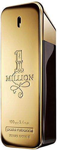 Paco Rabanne 1 Million Eau De Toilette for Men - 100 ml