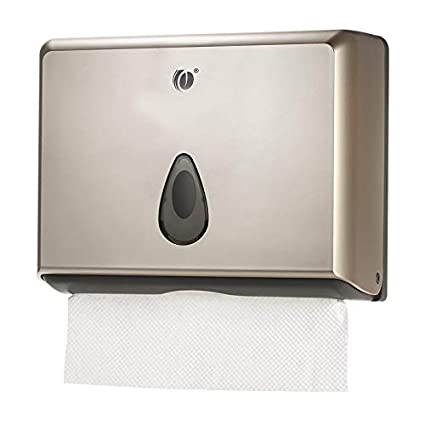 Amazoncom Wooden Paper Towel Dispenser For Kitchen Bathroom Wall