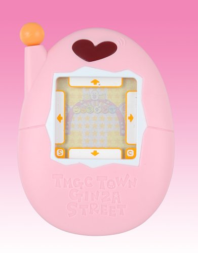 Japan Bandai Tamagotchi Entama Virtual Pet Kakeibo w/ Diary Box Set