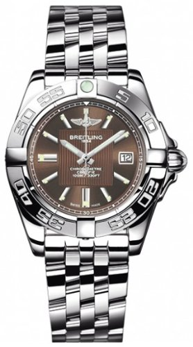 Breitling Windrider Galactic 32 Ladies Watch A71356L2/Q579