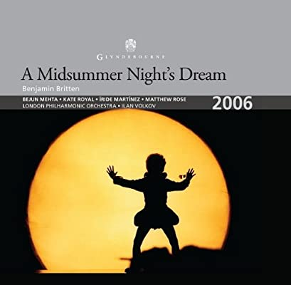 Britten: Sueño De Una Noche De Verano / Mehta, Royal ...
