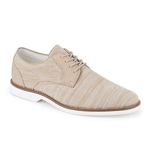 (Dockers Mens Orville Casual Plain Toe Oxford Shoe, Oatmeal, 8.5 M)