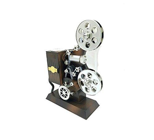Music Box movie projector