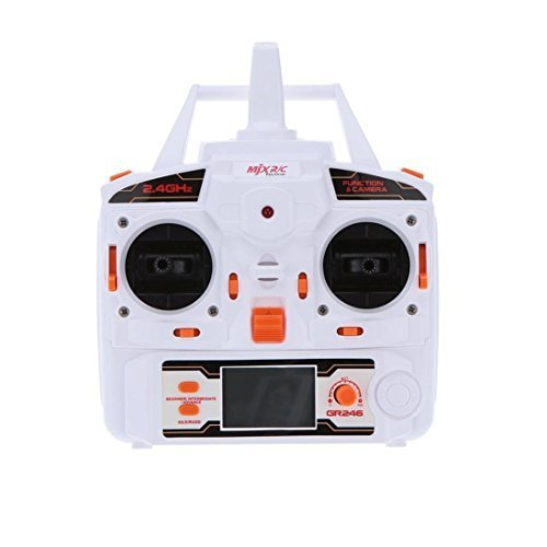 Creazy® MJX X400 2.4G 6-axis 4CH RC Quadcopter Drone RC Helicopter With C4005 FPV Camera