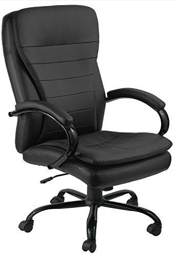 High Back Fabric Chair - 8