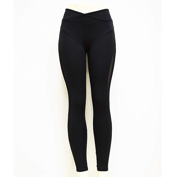 Amazon.com: nikunLONG - Mallas de cintura alta para mujer ...