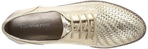 Tamaris Damen 23750 Sneaker Gold (Gold)