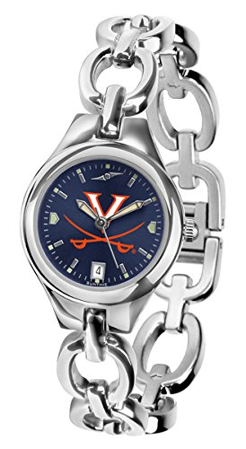 Linkswalker Mens Virginia Cavaliers Eclipse Anochrome Watch