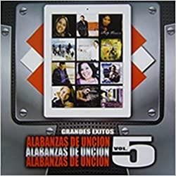 Alabanzas de Uncion Vol.5 CD musica cristiana: Alabanzas de Uncion Vol.5 CD musica cristiana: Amazon.com: Books