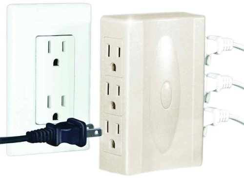 low profile electric plug - 9