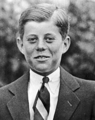 ConversationPrints JOHN F KENNEDY JFK YOUNG BOY GLOSSY POSTE