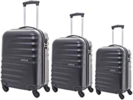 Save 46% on American Tourister preston hardside spinner luggage set of 3pieces