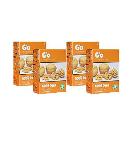 GO Organic Light Broken Walnuts