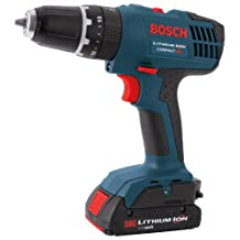 Bosch HDB180-02 18-Volt 3/8-Inch Cordless Hammer Drill/Driver