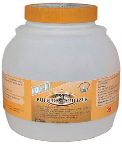 Microbe Lift 4-Pound Pond Buffer Stabilizer PHBUF4