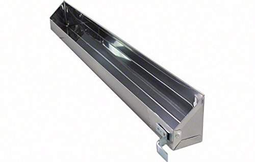 Rev-A-Shelf 6591-28-6 6591 Series 28 Stainless Steel Tip-Out Trays, Stainless Steel