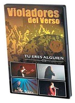 Tu Eres Alguien [DVD]: Amazon.es: Violadores Del Verso ...