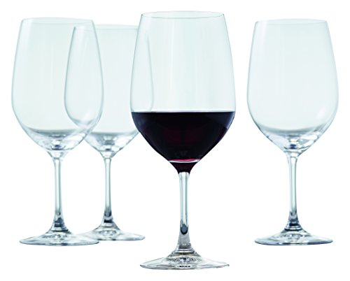 - Spiegelau Vino Grande Bordeaux Wine Glasses, Set of 4