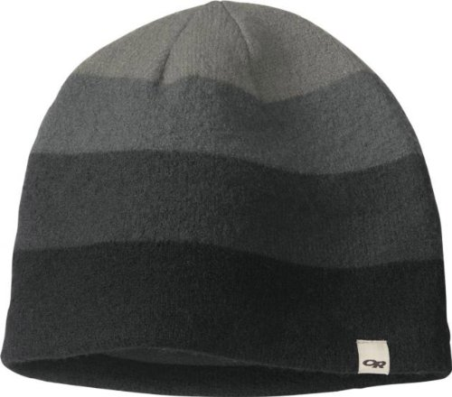 Outdoor Research Gradient Hat, Black/Charcoal, 1size