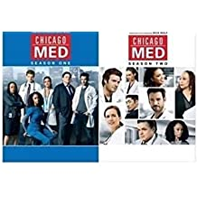Chicago Med: The Complete Series Season 1-2 DVD