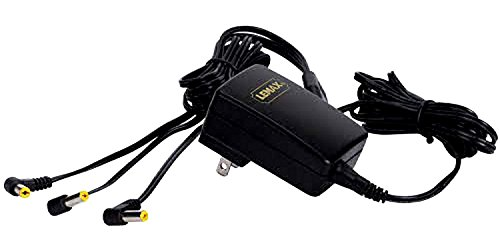 Lemax 74707 SWITCHING MODE POWER ADAPTOR 4.5 V DC 3 Output SPOOKY TOWN S O New (Lemax Power Adaptor L74706)