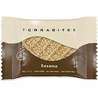 Terrabites Sesame Bar Lactose & Gluten Free 30G