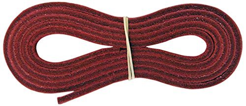Rawlings Glove Lace 12 PCS 3/16 X 72 Red by Rawlings