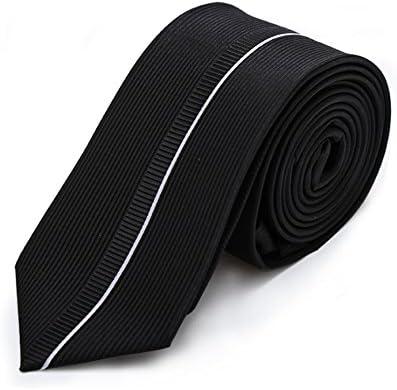 Neckchiefs Corbata de Corbata Negra con Corbata Negra y Corbata de ...