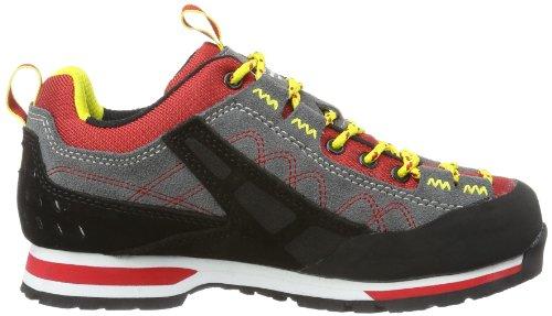 adulti basse basse Rotazione Alpina 680273 rot Sneakers mista schwarz nW1Z7aYE7